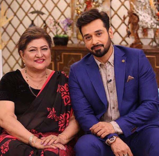 Faysal Quraishi Was Recently Spotted With His Family