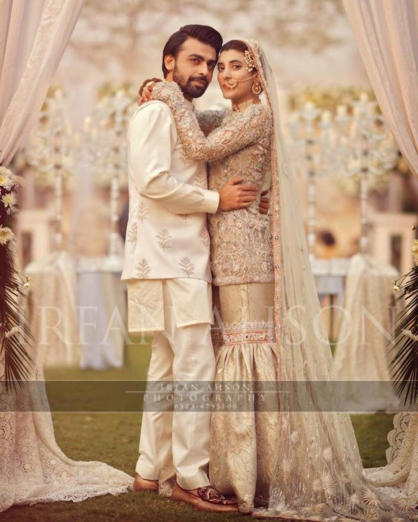 Urwa Hocane And Farhan Saeed Got Separated