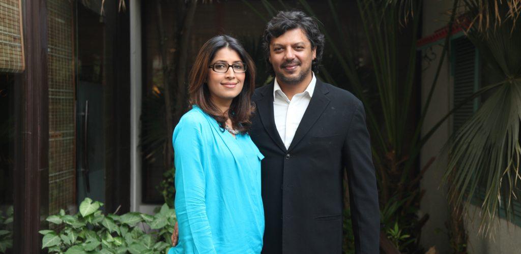Vaneeza Ahmad With Her Better Half