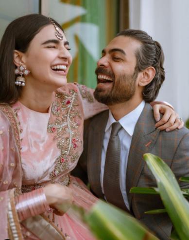 Wedding Shoot Of Saheefa Jabbar After Three Years Of Her Marriage