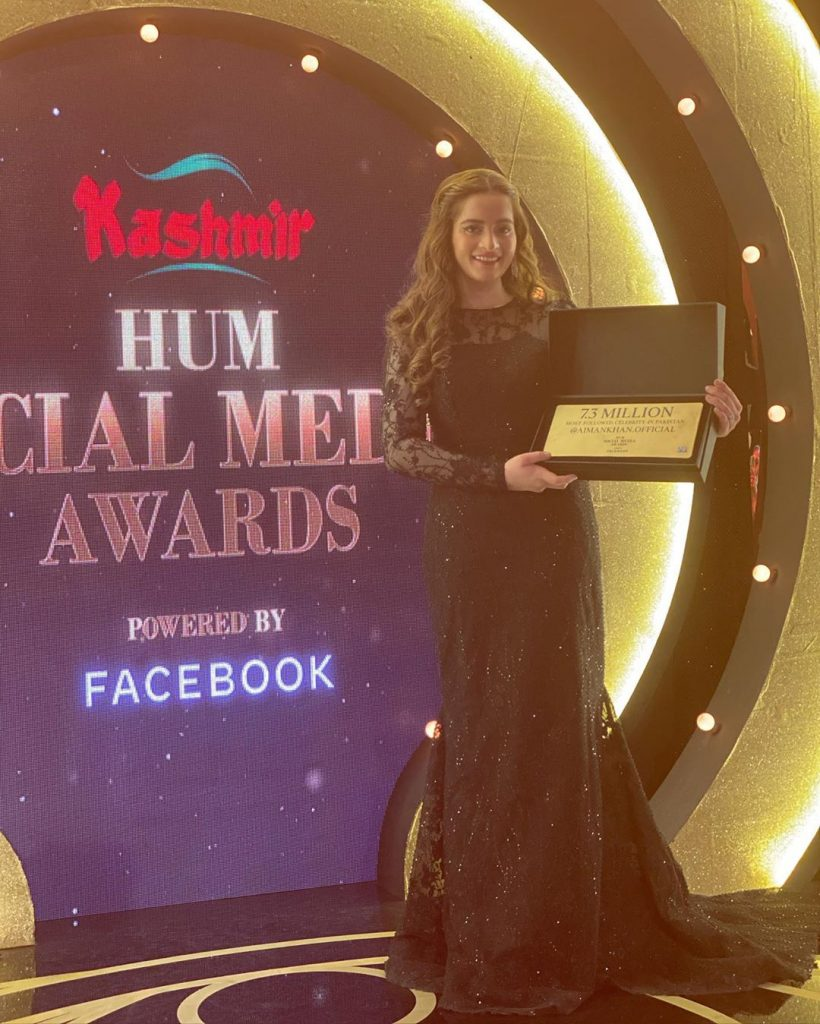 Complete List Of Winners At HUM Social Media Awards