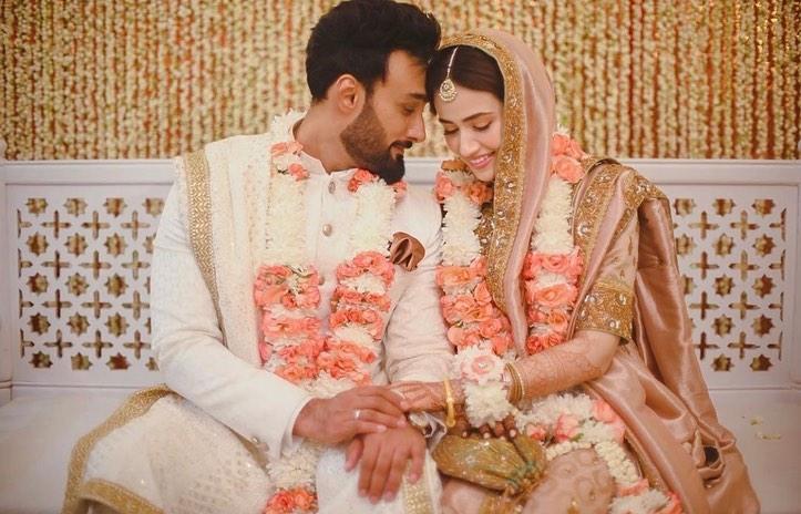 Umair Jaswal And Sana Javed Tied The Knot