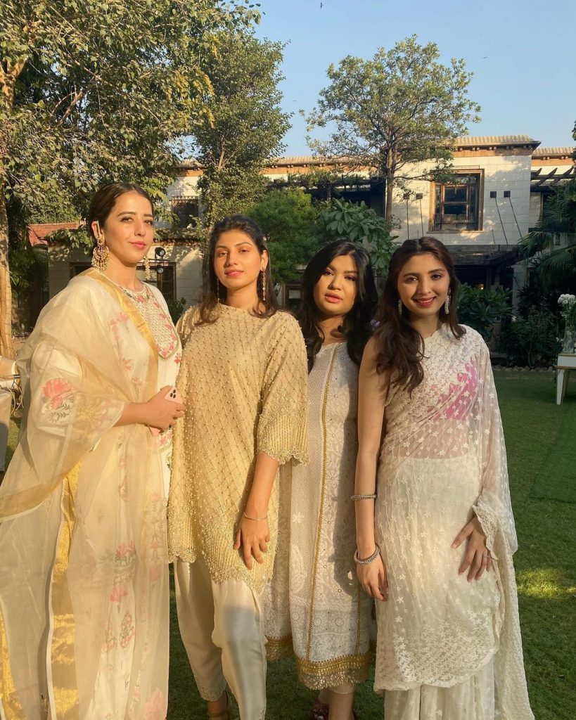 Actress And Model Rehmat Ajmal Got Engaged