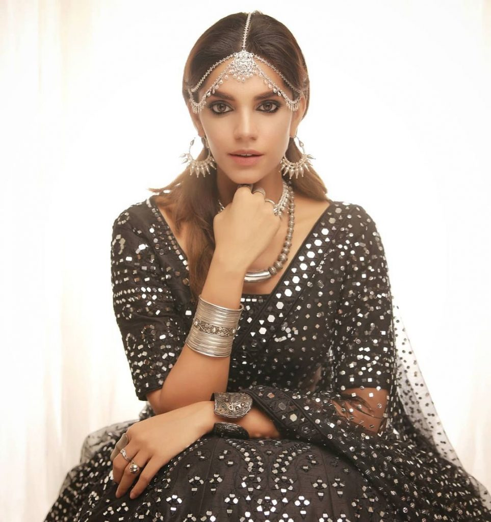 Latest Bridal Shots Of The Stunning Sanam Saeed