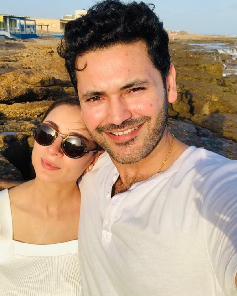 Why Sarwat Gilani and Fahad Mirza Are The Perfect Couple?