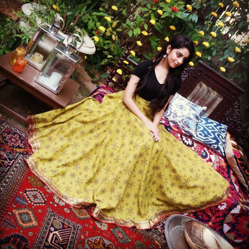 Top 10 Dresses Worn By Alizeh Shah