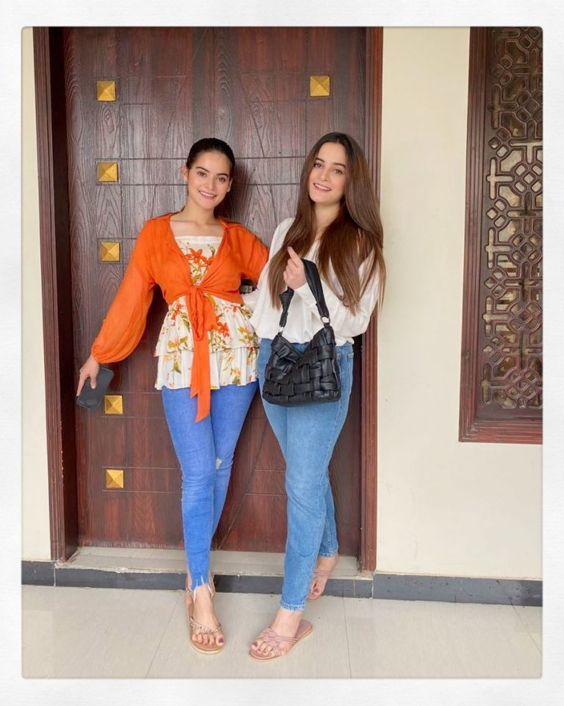 30 Latest Pictures Of Minal Khan In Western Wear