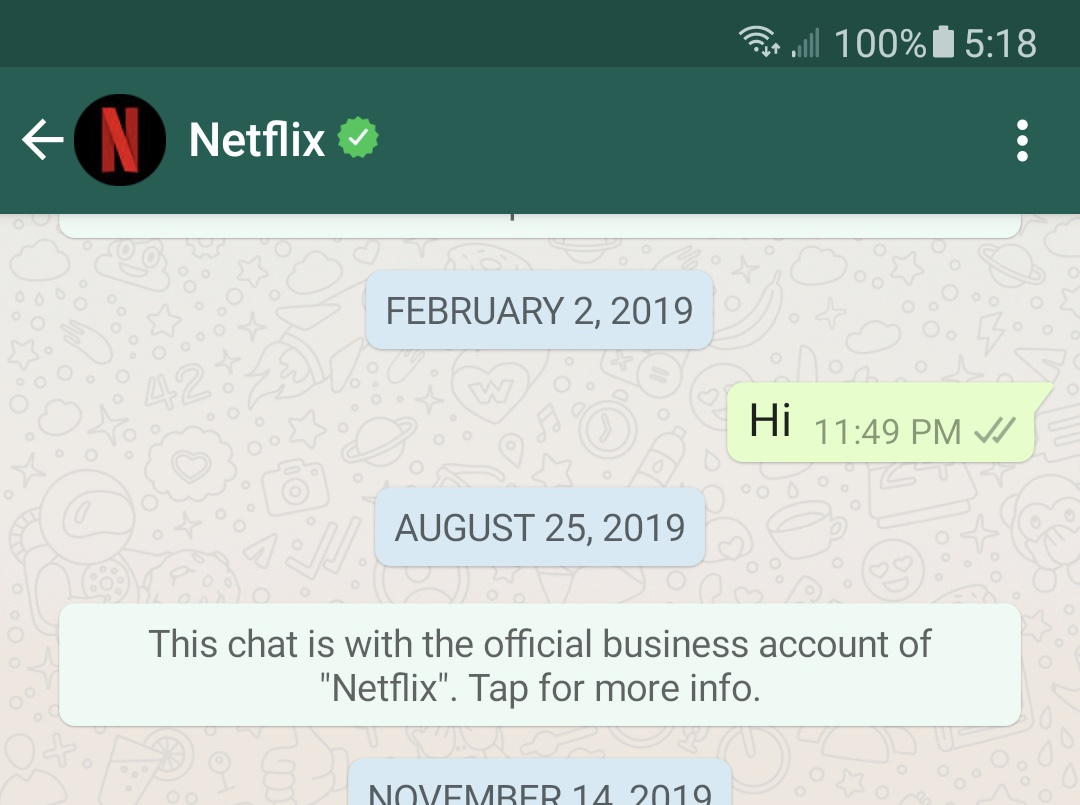Whatsapp Forever Mute Feature is Coming Soon