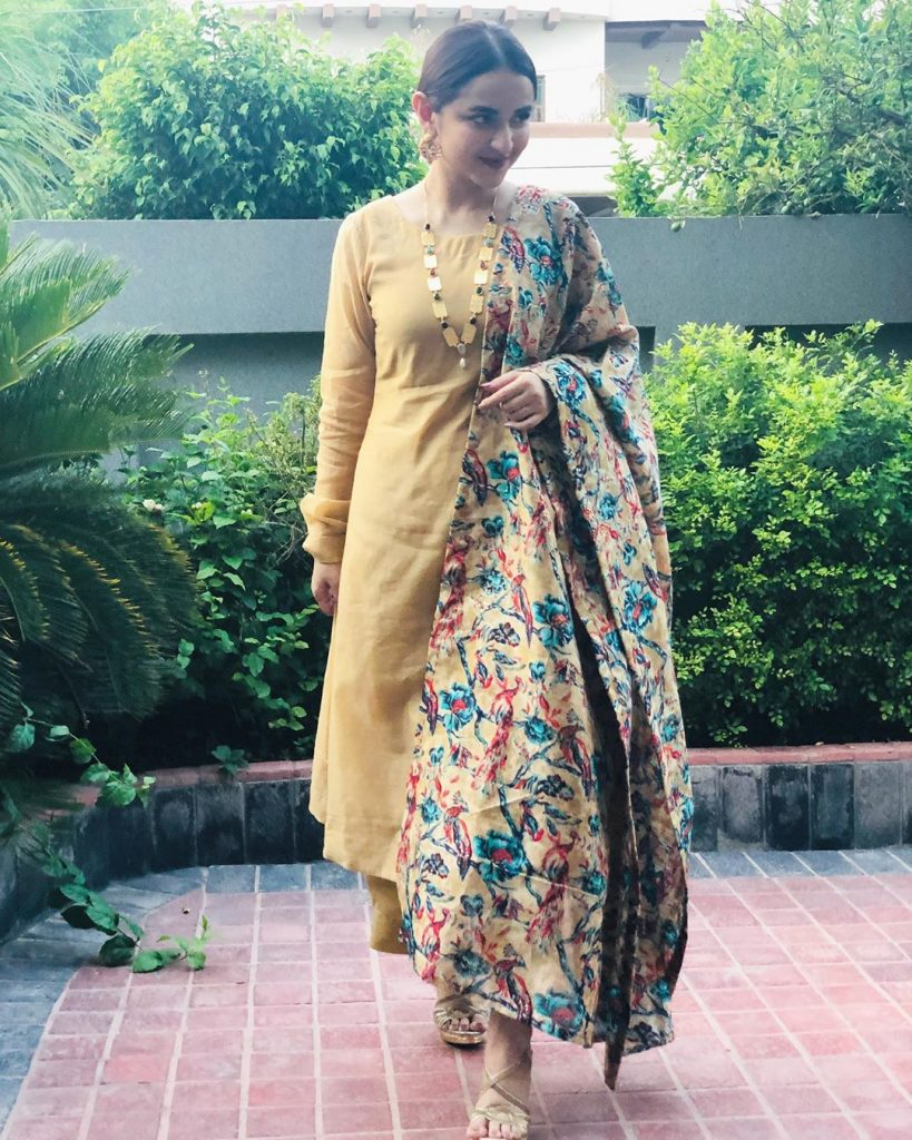 Top 10 Beautiful Dresses Worn By Yumna Zaidi