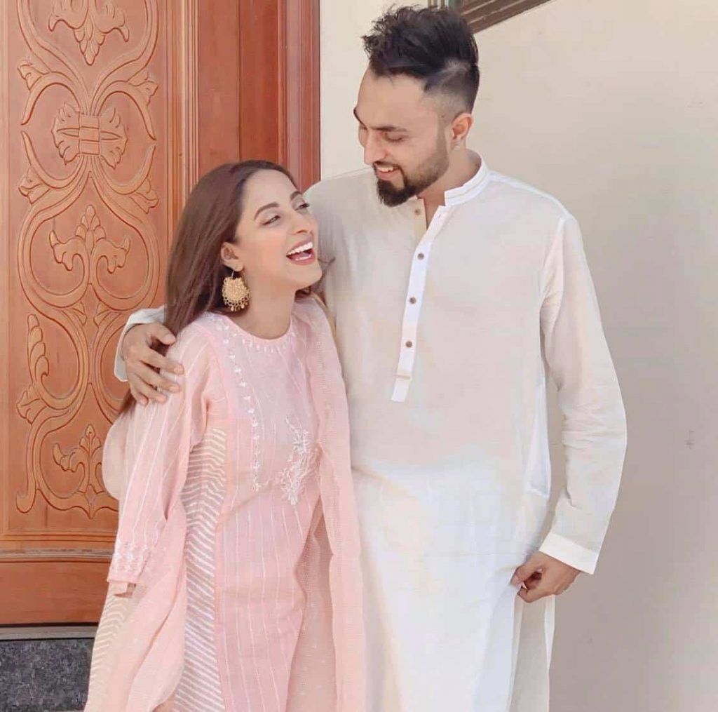 Sanam Chaudhry Blessed With A Baby Boy