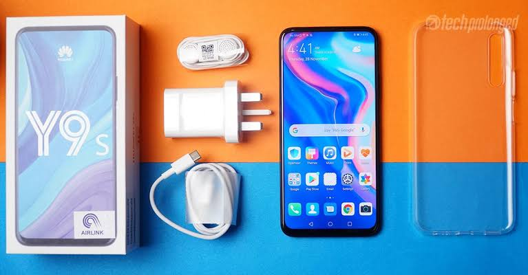 Huawei Y9s Price in Pakistan and Specs