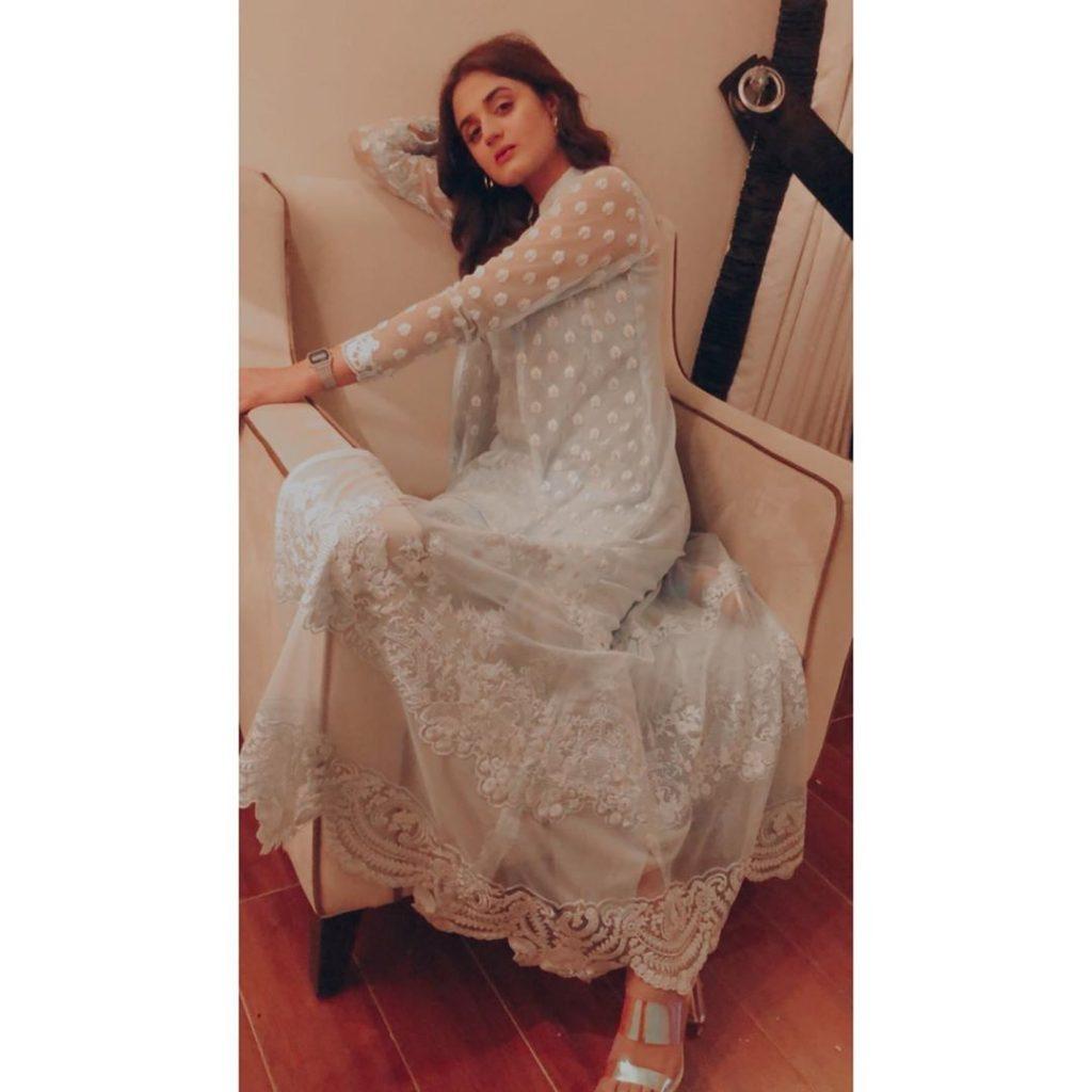 Top 10 Beautiful Dresses Worn By Hira Mani