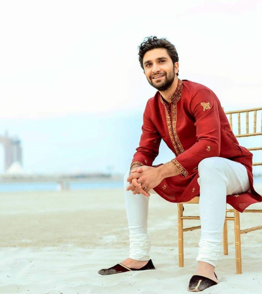 Is Ahad Raza Mir Heading Towards Hollywood