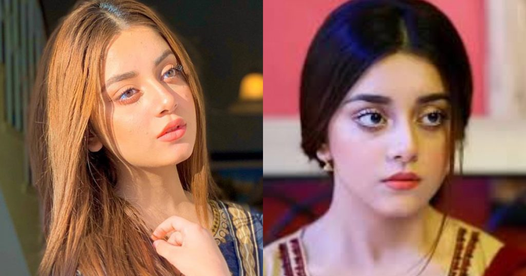 Alizeh Shah's Pictures Before And After Plastic Surgery
