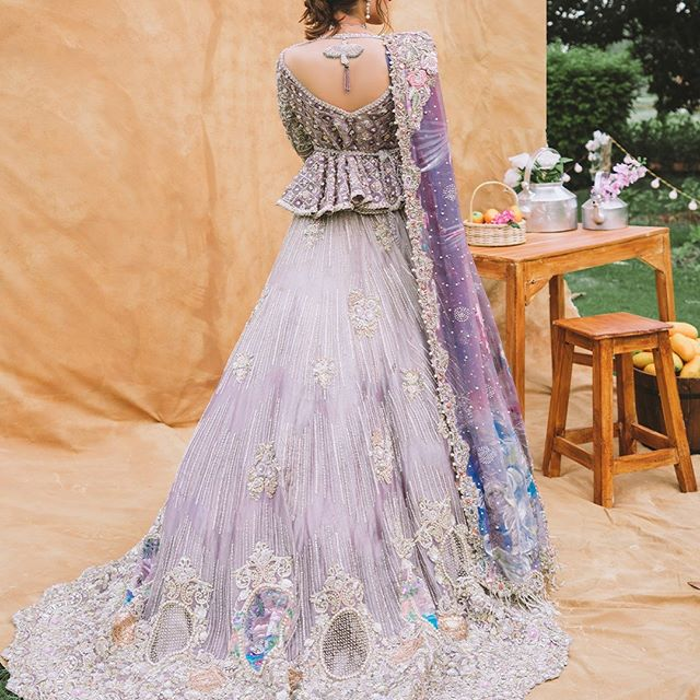 Alyzeh Gabol Is A Vision In Heavy Traditional Dresses