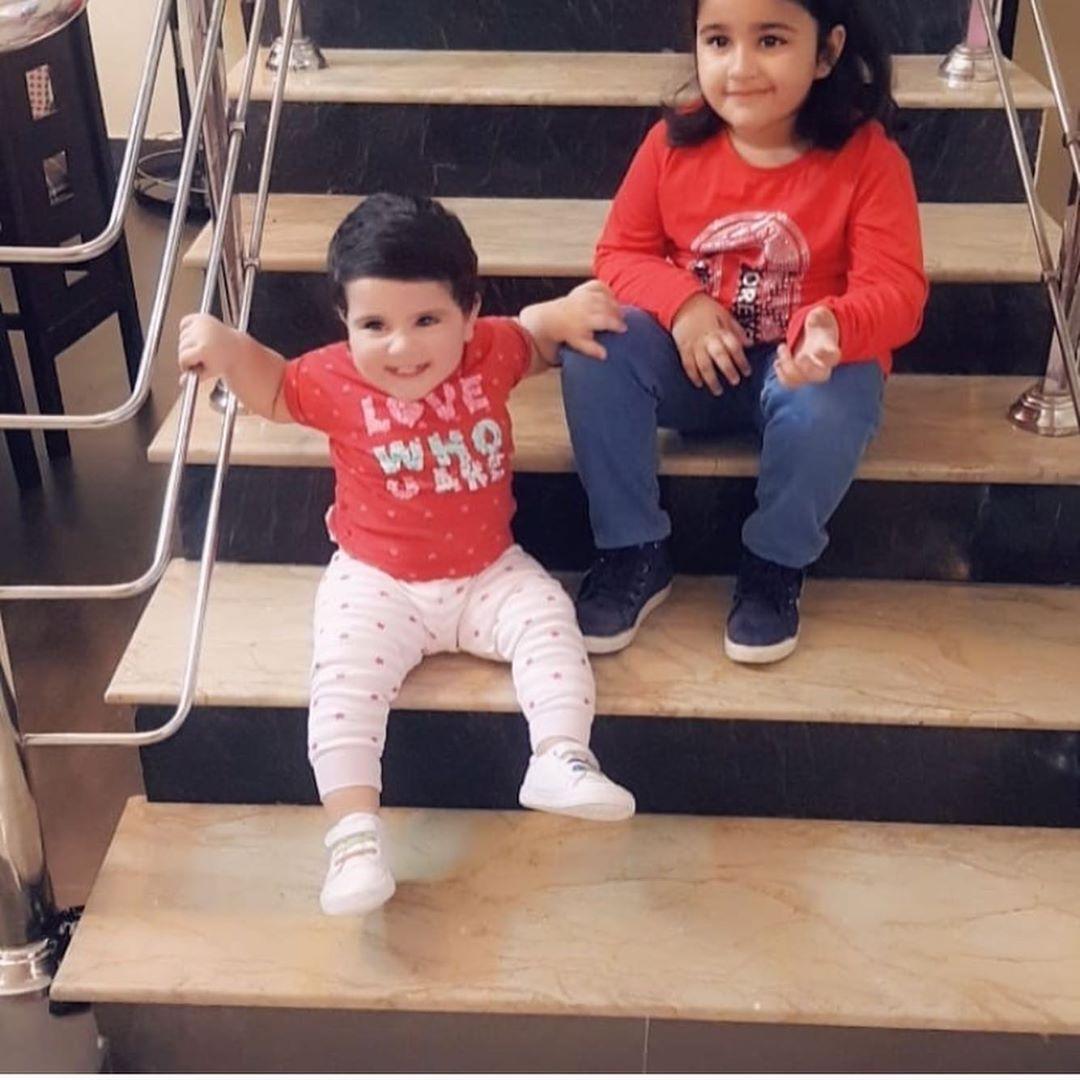 Latest Photos of Cute Amal Muneeb