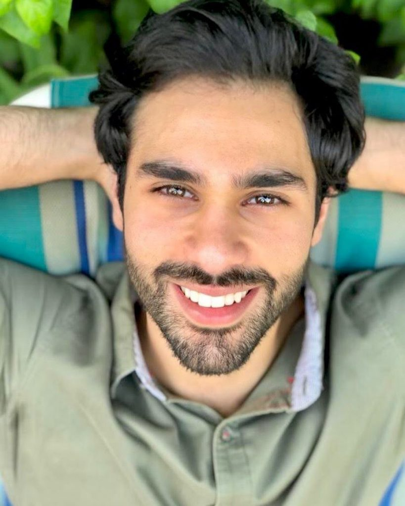 Ameer Gilani Released His First Song