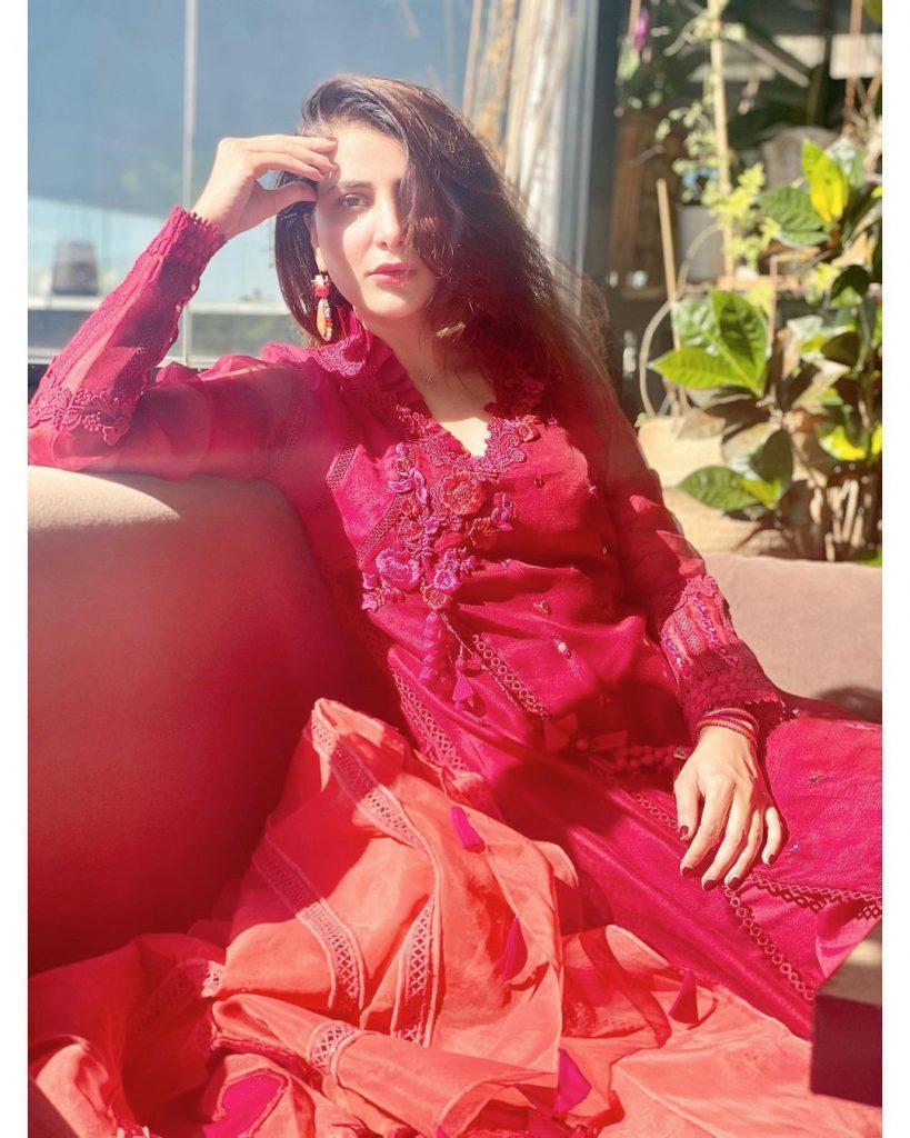 Areeba Habib Reacts On Death Of Misha In Jalan