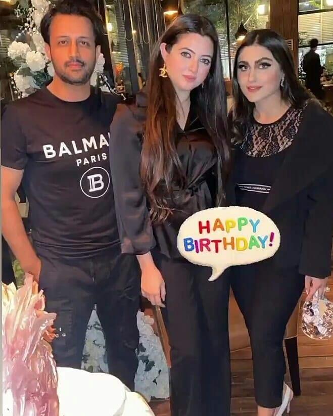 Atif Aslam Birthday 10
