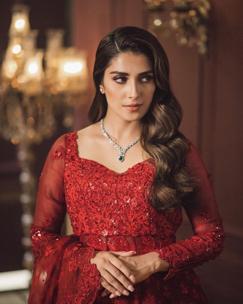 Ayeza Khan In Hot Water For Promoting Faiza Beauty Cream