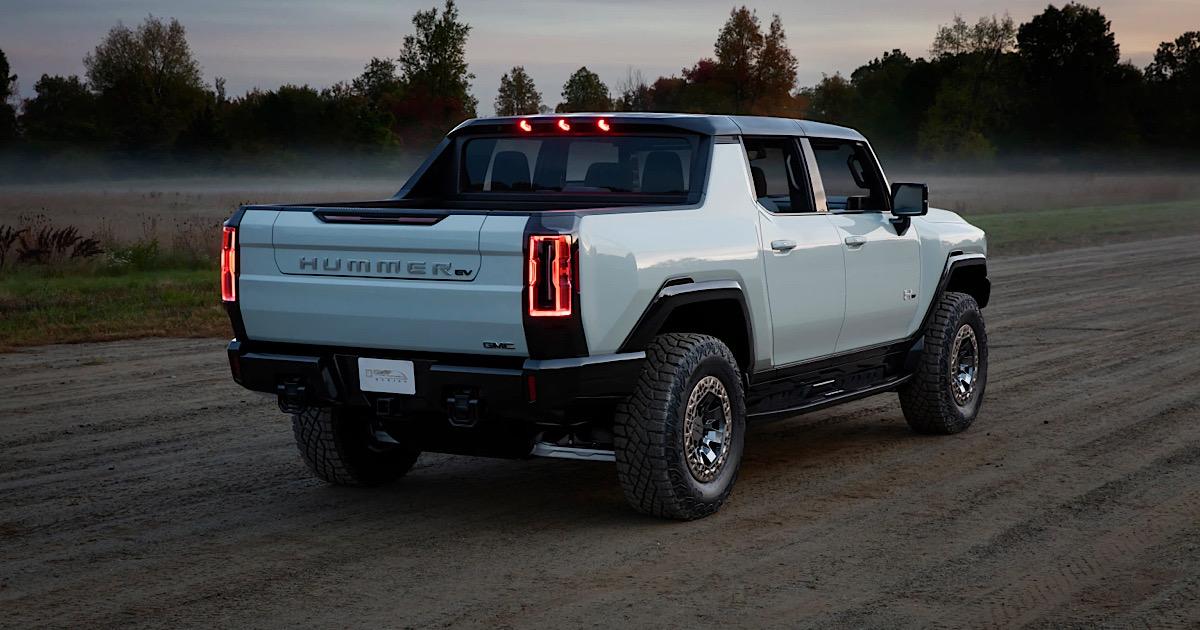 2020 Hummer EV