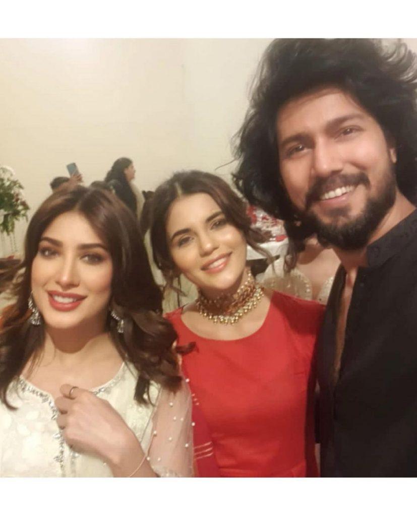 Celebrities Spotted At Akif Ilyas Nikkah