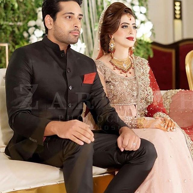 Complete Story Of Salman Saeed And Aleenas Marriage 14