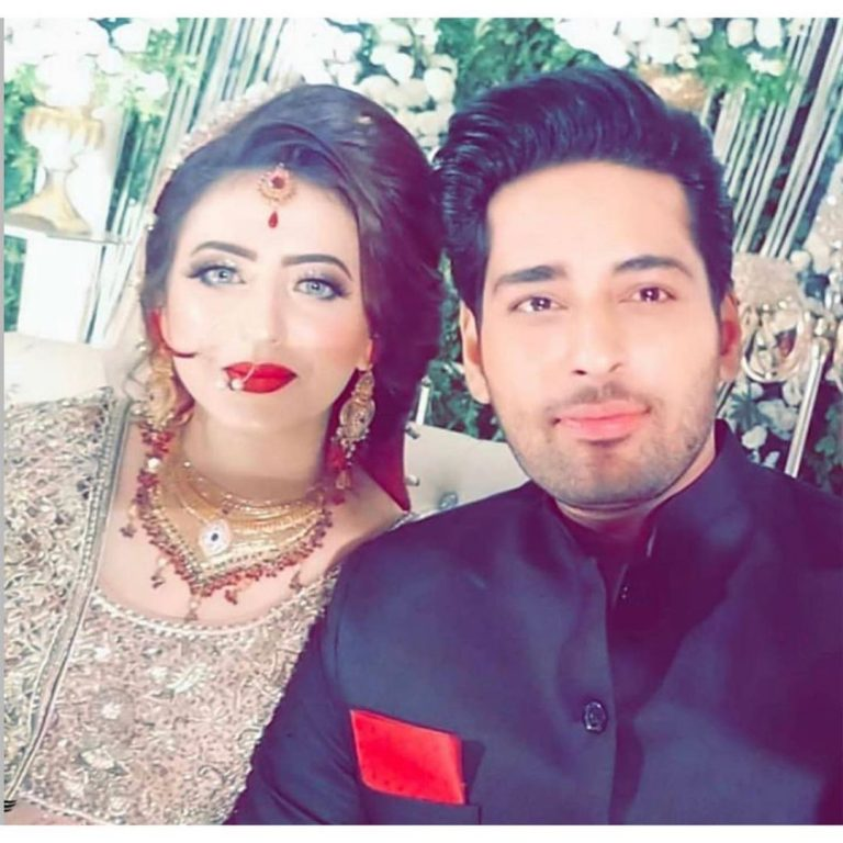 Complete Story Of Salman Saeed And Aleena's Marriage