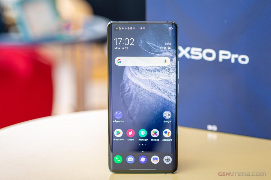 Vivo X50 Pro Price in Pakistan and Specs
