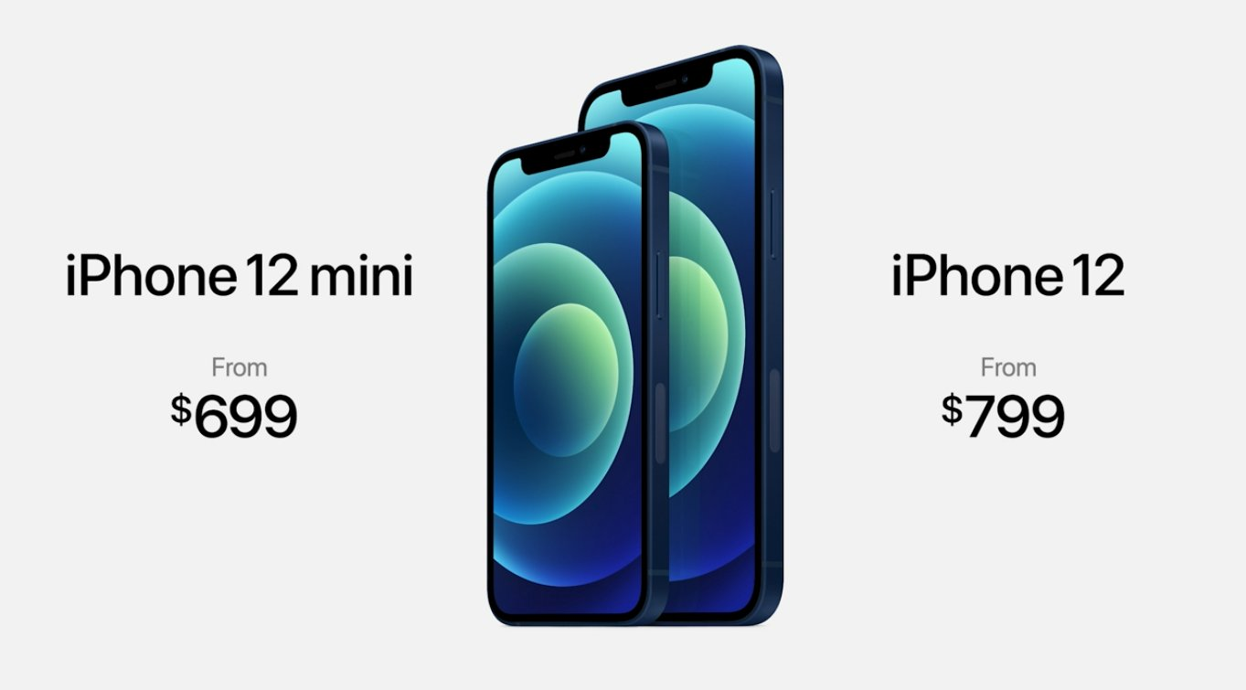 Apple Launches The iPhone 12 Line-up