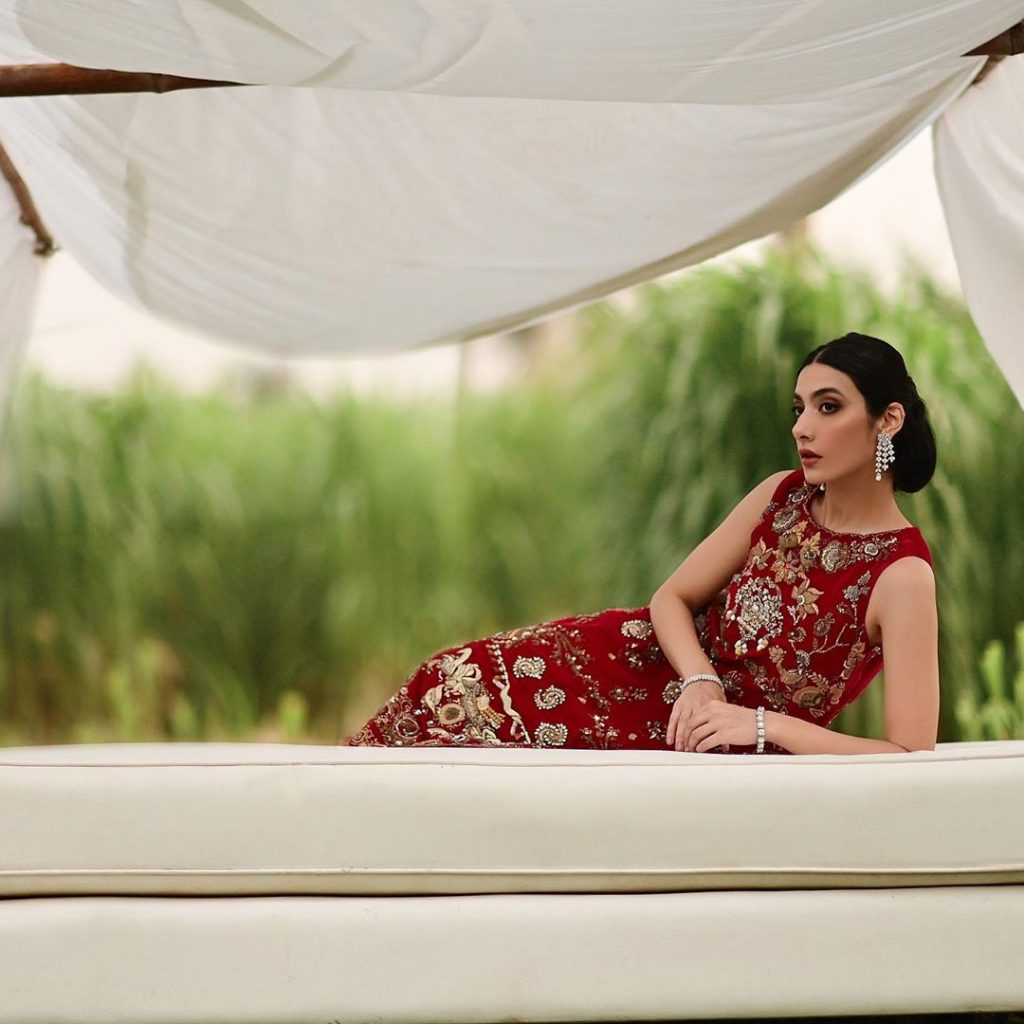 Eman Suleman Looks Gorgeous In Latest Shoot