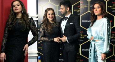 Exclusive Pictures From HUM Social Media Awards 16