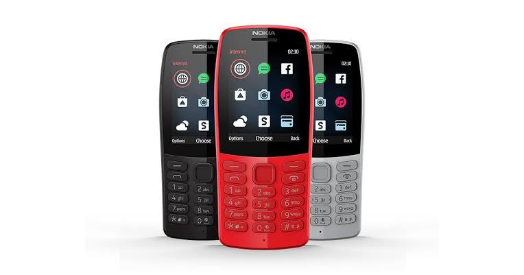 Nokia 210 Price in Pakistan and Specs