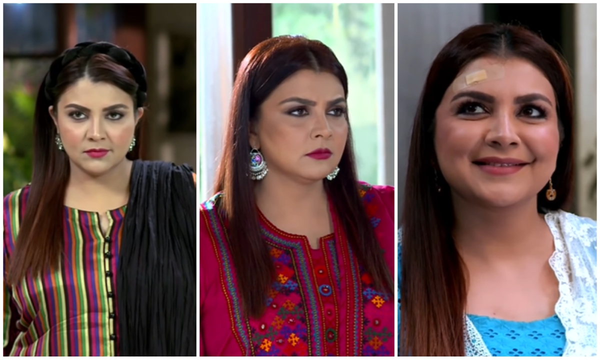 Over-styled Actresses in Pakistani Dramas
