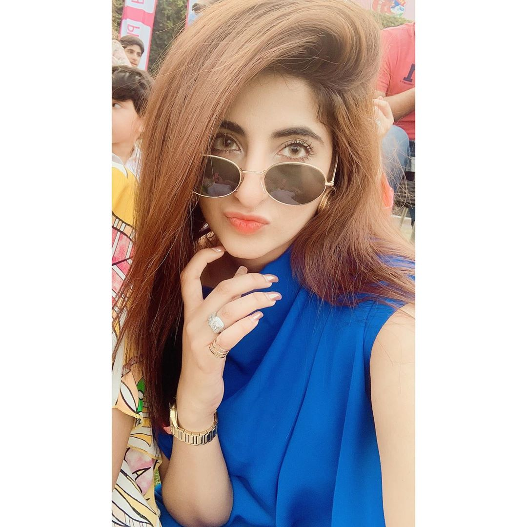 Actress Fatima Sohail Latest Pictures at a Recent Event
