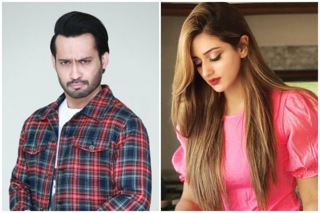 Jannat Mirza Calling Out Waqar Zaka And Waqar Zaka's Reply