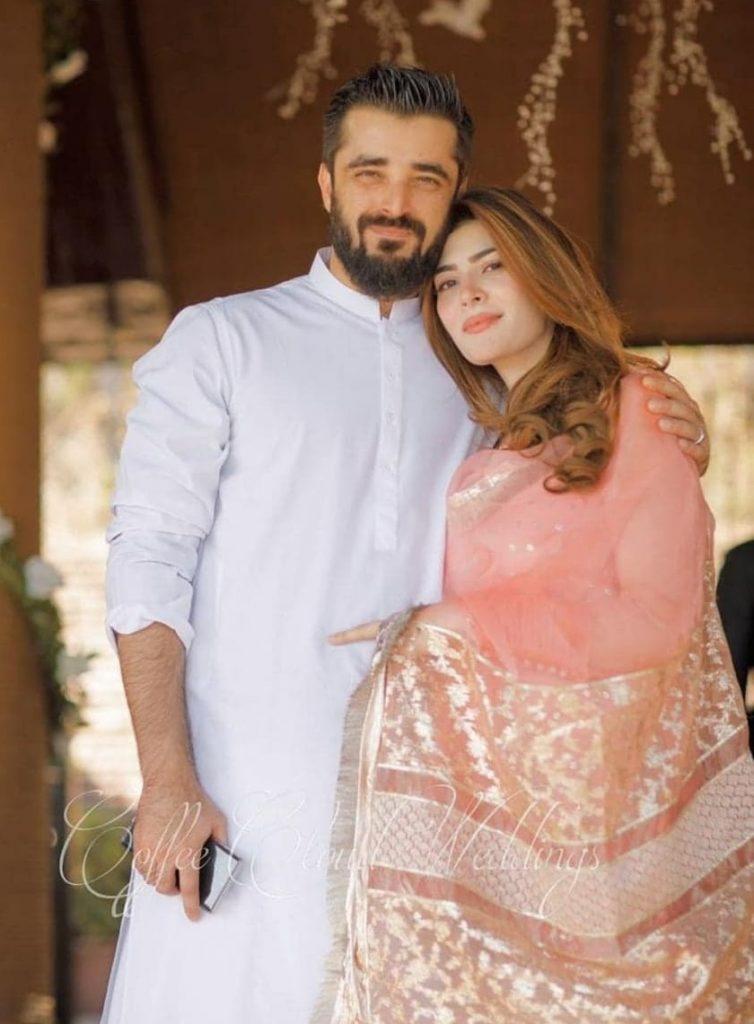 Naimal Khawar Looks Like A Dream On Her Sister's Mehndi