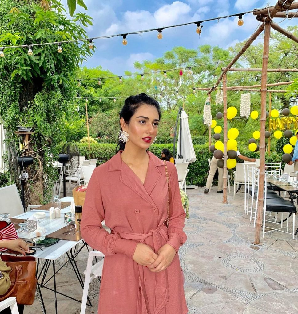 Here Is What Sarah Khan Has Learnt From Miraal
