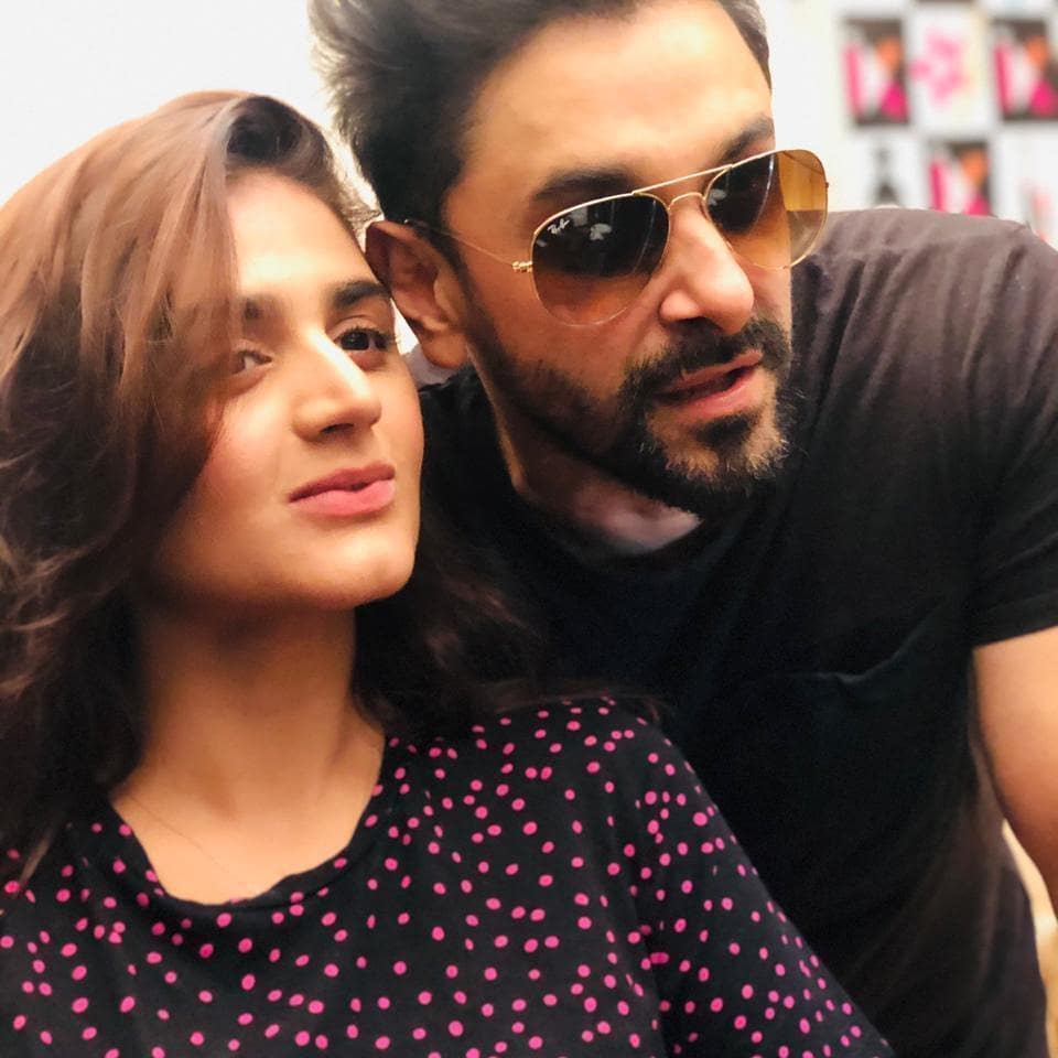 Hira Mani Talked About Her In-Laws