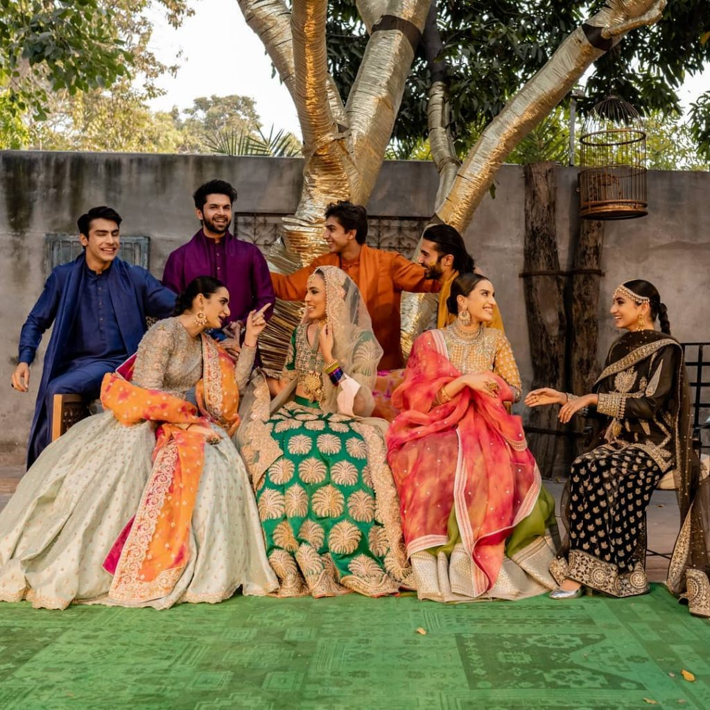 Hussain Rehar's Solo Show Is Bringing All The Colors Of Shaadi Season
