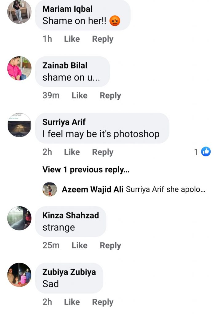 """People Are Bashing This """"Influencer"""" For Her Insensitivity On Hafeez Center Incident"""
