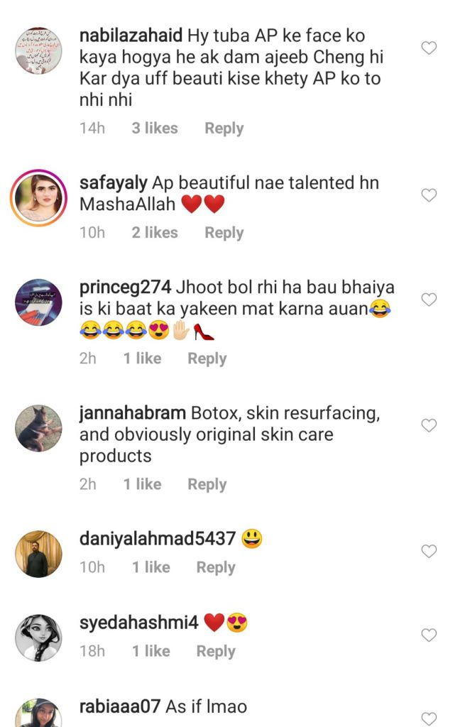 Ayeza Khan Shared Her Beauty Secret And Public Can't Stand It