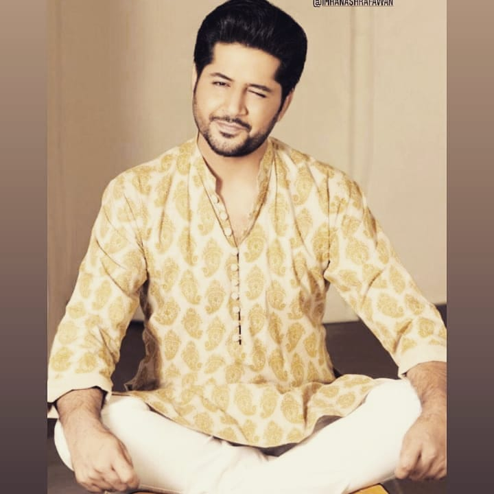 Imran Ashraf Unveils The Look From His Next Drama 9