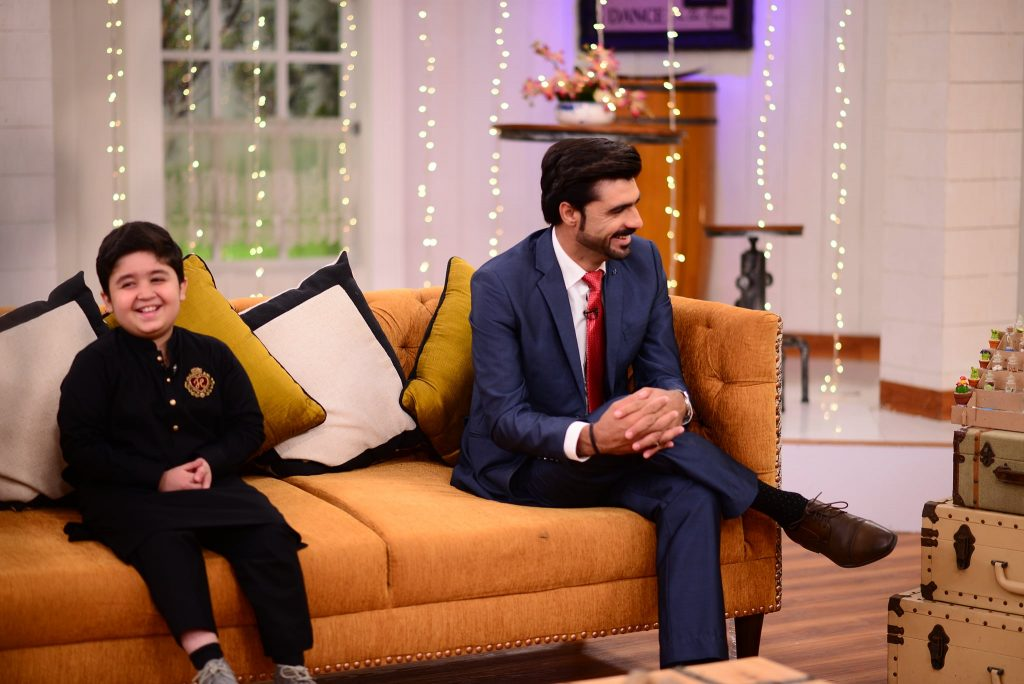 Internet Sensation Arshad Khan And Ahmed Shah On Good Morning Pakistan 2