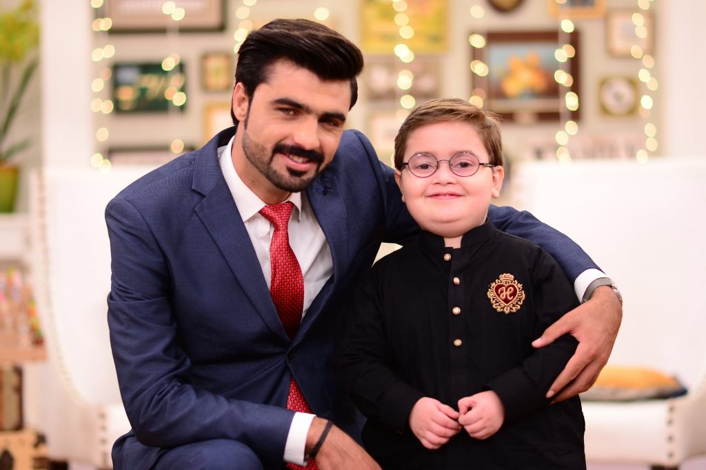 Internet Sensation Arshad Khan And Ahmed Shah On Good Morning Pakistan 3