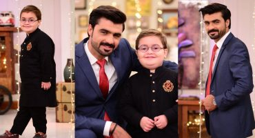 Internet Sensation Arshad Khan And Ahmed Shah On Good Morning Pakistan 57
