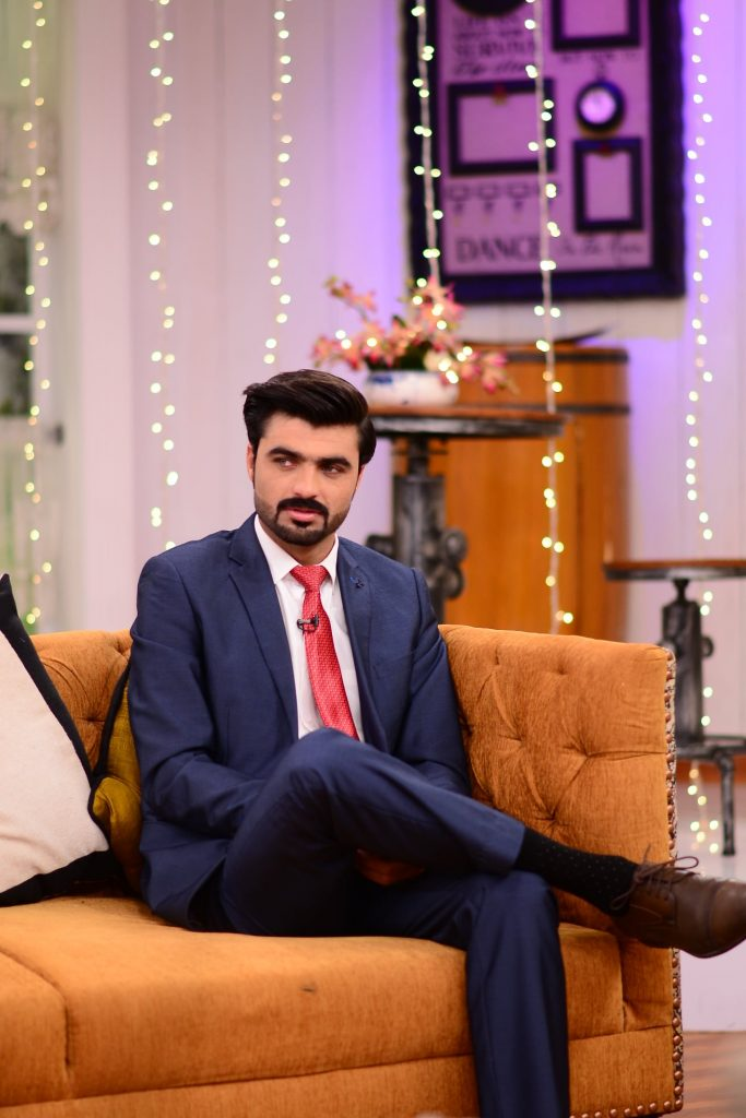 Internet Sensation Arshad Khan And Ahmed Shah On Good Morning Pakistan 58