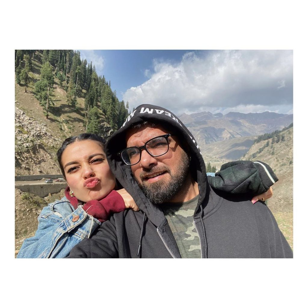 Yasir Hussain Wished Birthday To Iqra Aziz In Cutest Way Possible