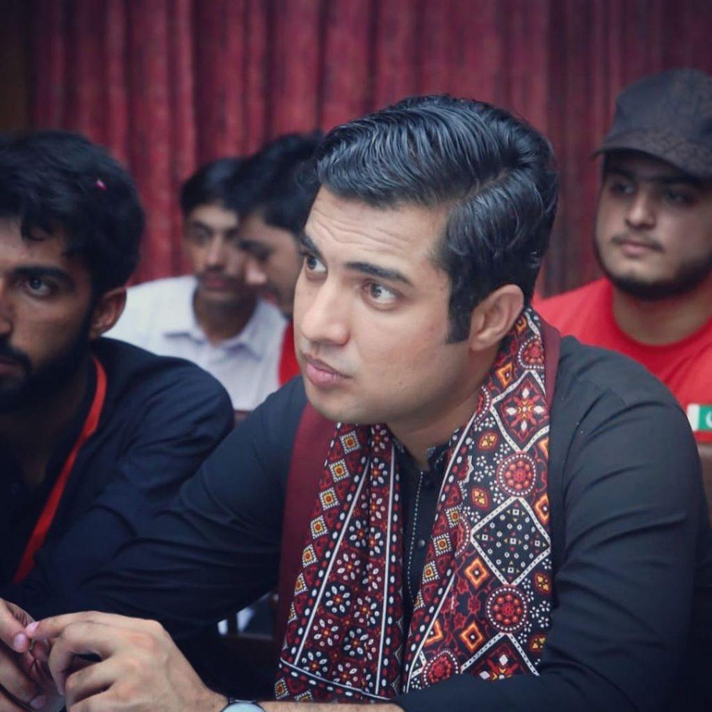 Iqrar Ul Hassan Talks About Joining Politics