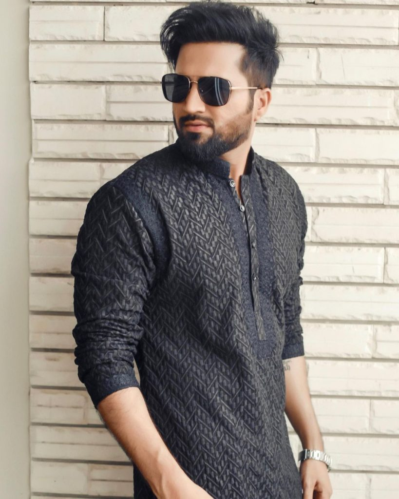 Is Falak Shabir All Set To Make His Acting Debut 44